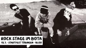 Rock Stage im Bota am 13.7.2019